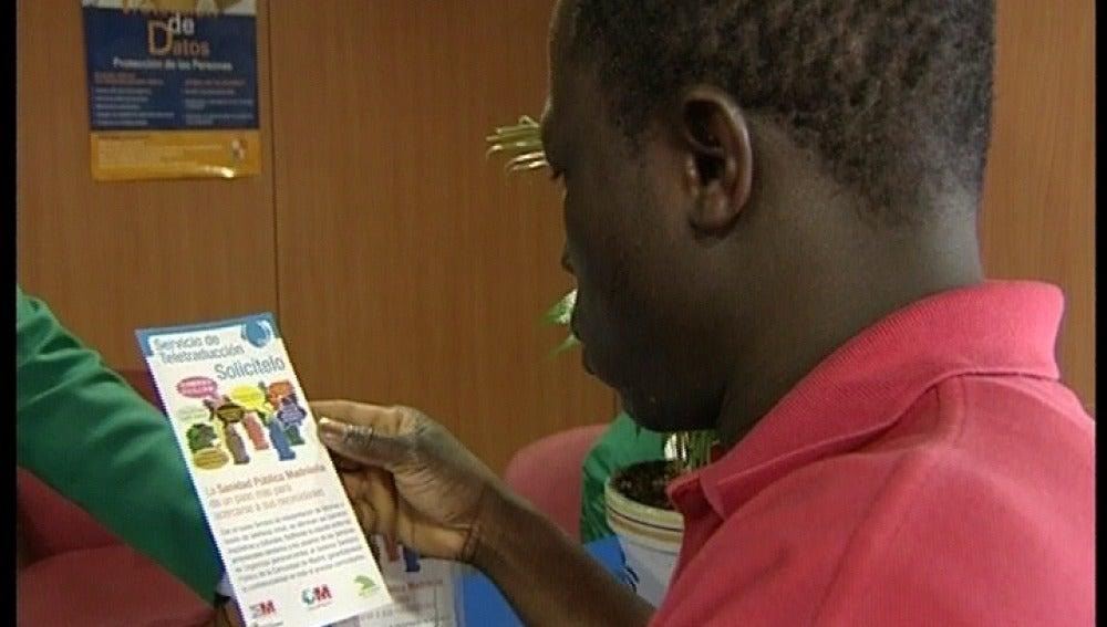 Convenio de Sanidad para inmigrantes