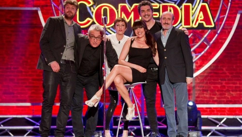 Yolanda Ramos debuta en 'El Club de la Comedia'