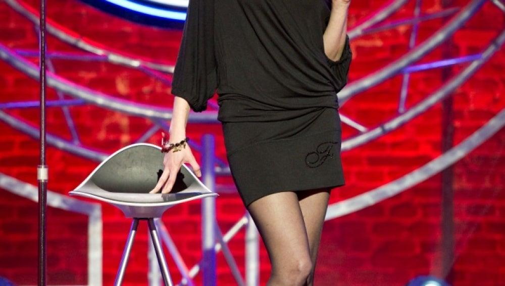 Cristina Castaño en El Club de la Comedia