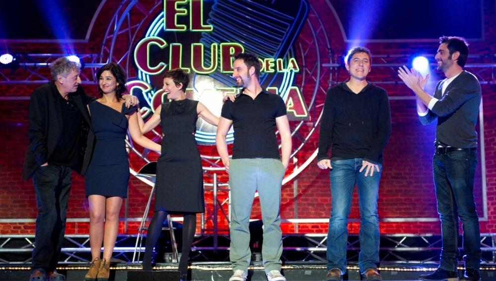 Programa 37 | Tercera Temporada de El Club de la Comedia
