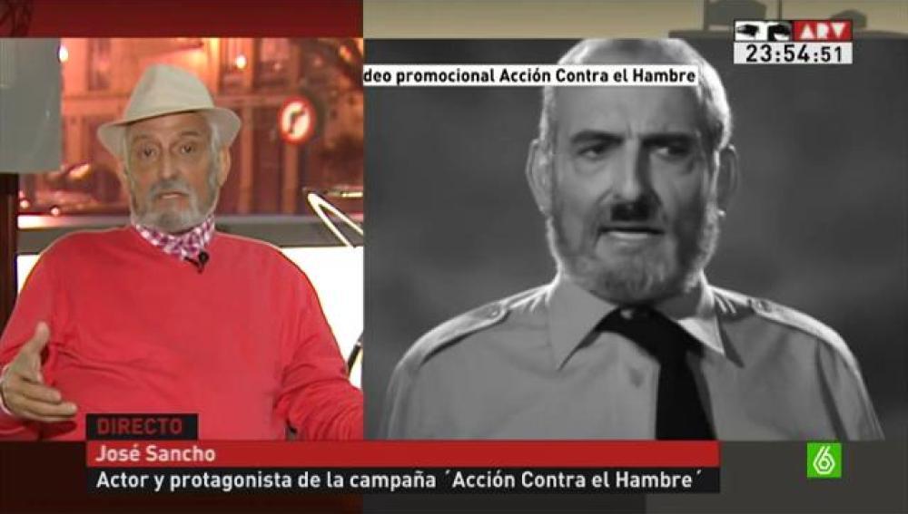 Pepe Sancho en Especial Al Rojo Vivo