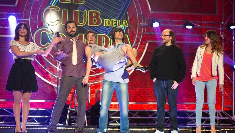El Club de la Comedia programa 39