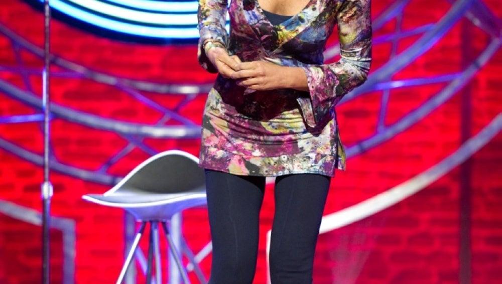 Lydia Bosch en El Club de la Comedia