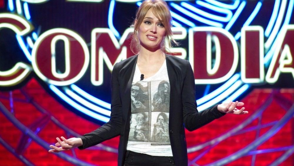 Patricia Conde en El Club de la Comedia