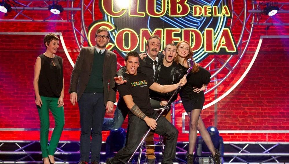 Programa 38 | Tercera temporada de El Club de la Comedia