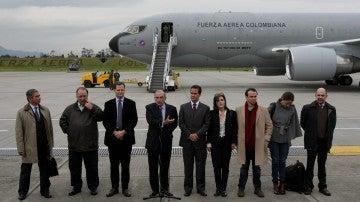 El jefe del equipo de negociadores del Gobierno colombiano