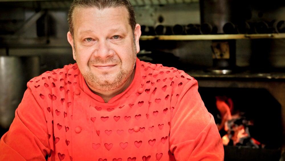 Alberto Chicote, presentador de Pesadilla en la cocina
