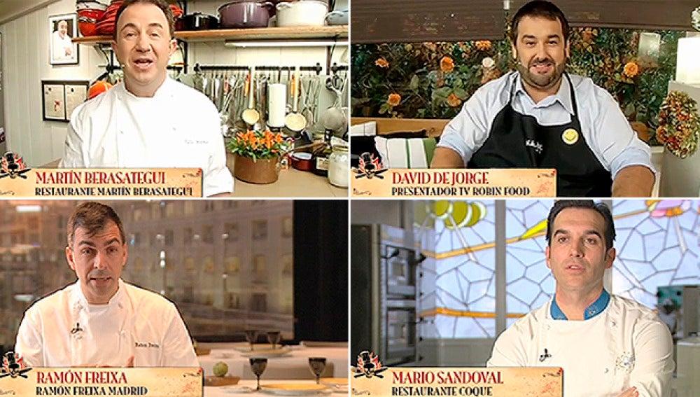 Los chefs opinan sobre Chicote y su pesadilla
