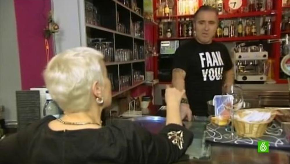 La Tana, el restaurante rockero de Pesadilla en la cocina