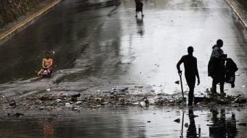 Inundaciones en Santo Domingo