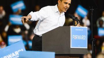 Obama agota sus últimas oportunidades de conseguir más votos