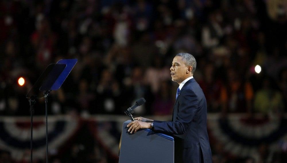 Victoria de Barack Obama