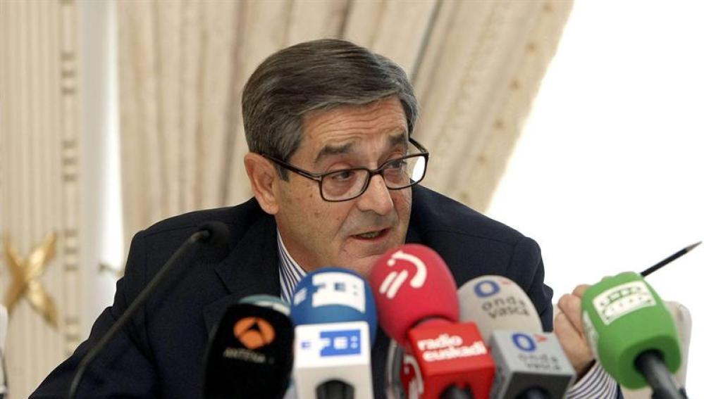 El expresidente de Kutxabank, Mario Fernández