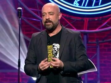 Goyo Jiménez en El Club de la Comedia