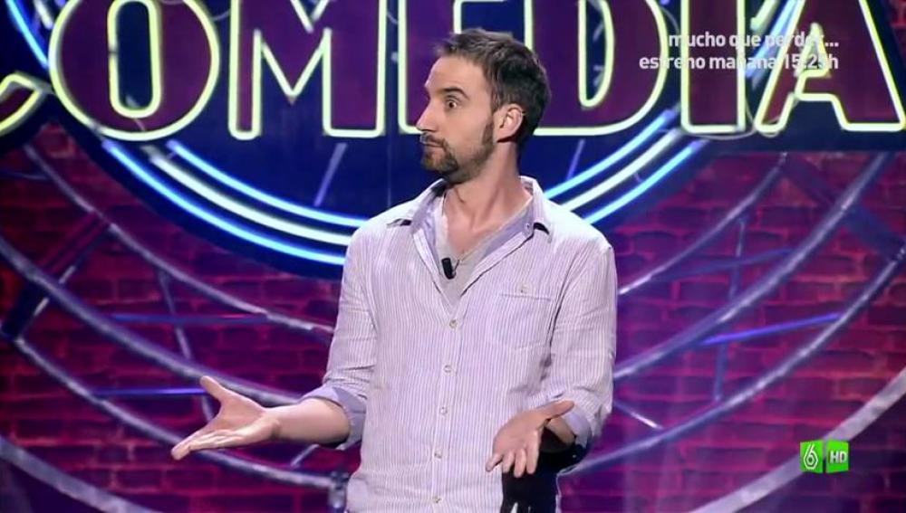 Dani Rovira en El Club de la Comedia