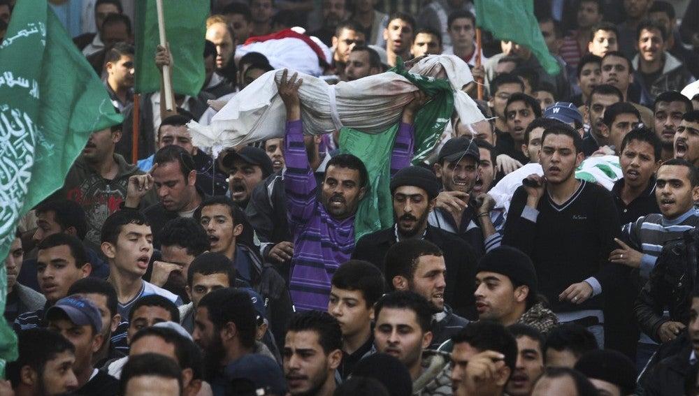 Continúan los ataques en Gaza