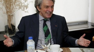 El presidente de Unesa, Eduardo Montes