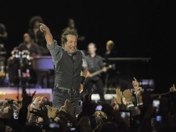 Los Stones, Springsteen y Nirvana brillan en concierto para víctimas de Sandy