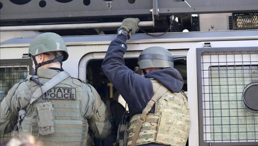 La policía consiguió abatir al autor de un nuevo tiroteo, esta vez en Alabama