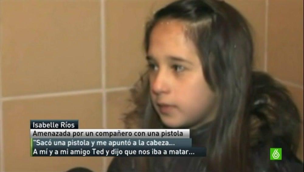 Un niño de 11 años encañona a una compañera de clase en Utah