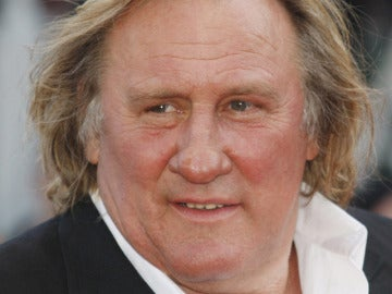 El actor francés Gerard Depardieu