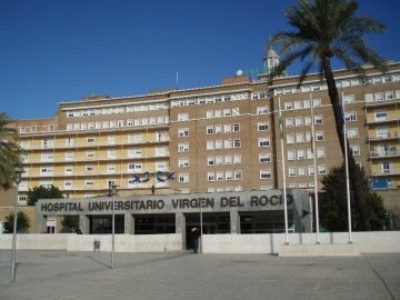 Hospital universitario Virgen del Rocío de Sevilla