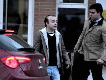Ángel Carromero sale de prisión