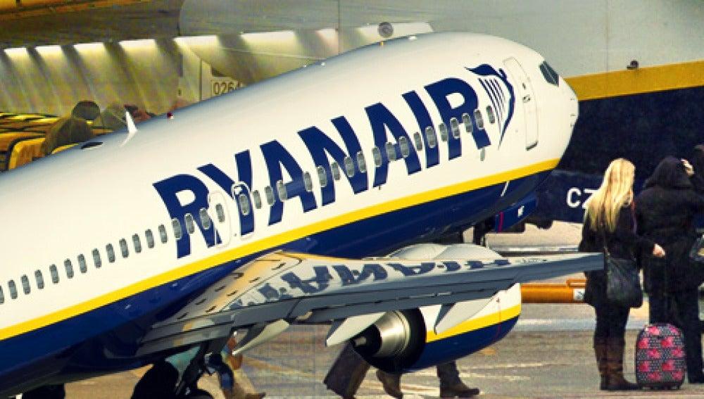 Ryanair, al límite