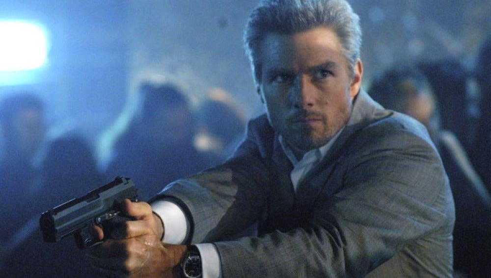 Tom Cruise en Collateral