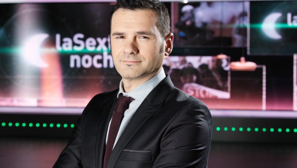 Iñaki López de laSexta noche