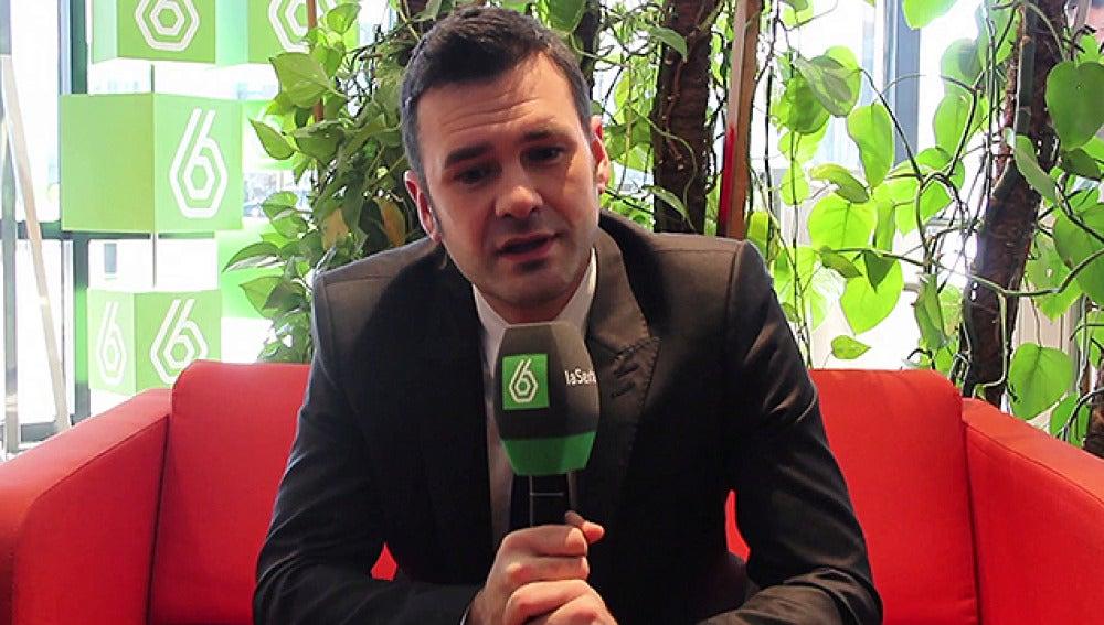 Iñaki López responde a nuestras preguntas