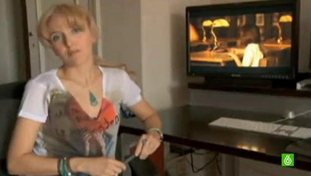 Amy Martin se llevó subvenciones por más de 100.000 euros