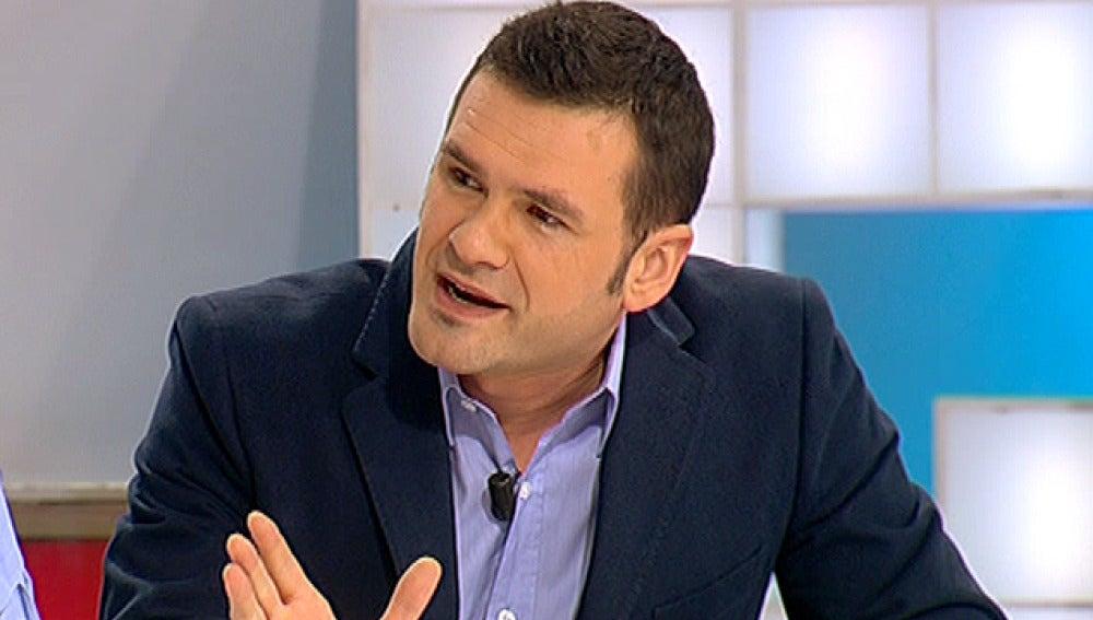 Iñaki López en Espejo Público