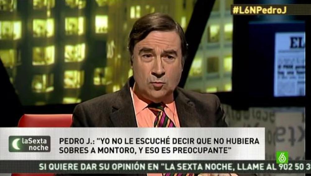 Pedro J. Ramírez en La Sexta Noche