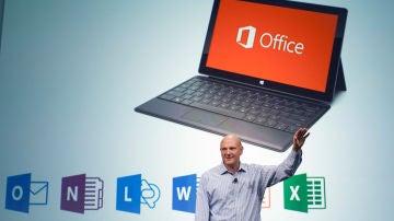 Presentación de Microsoft Office 2013