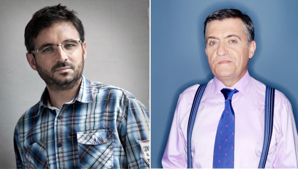 Jordi Évole vs Wyoming en 'El Intermedio'