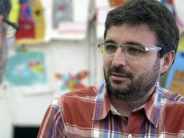 Jordi Évole, en 'Cuestión de Educación'