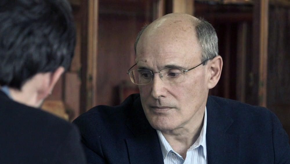 Rafael Bengoa, exconsejero de la Sanidad en Euskadi