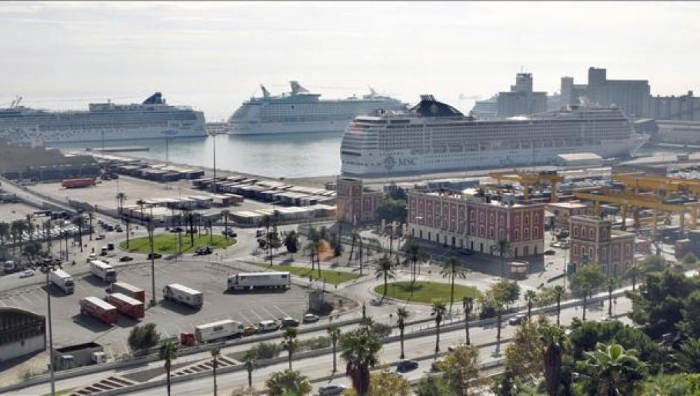 Incautan 71 kilos de cocaína en el Puerto de Barcelona