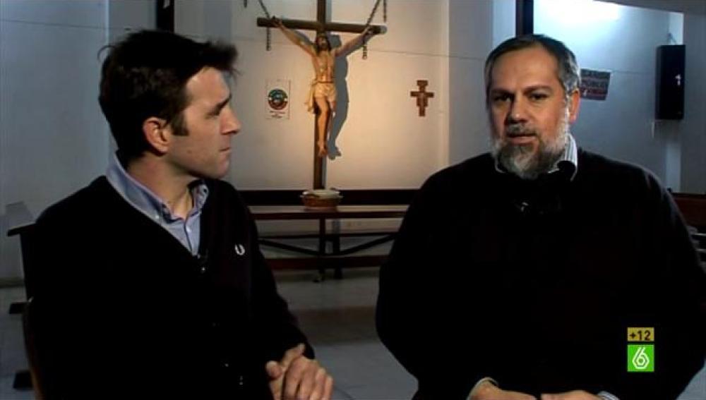Gonzo entrevista al Padre Javier Baeza