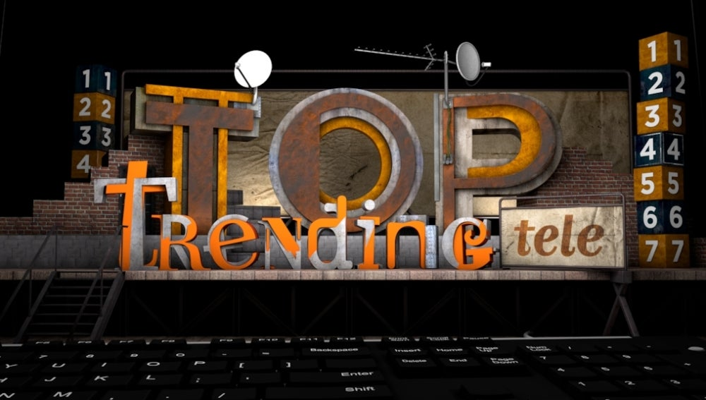 El logotipo de Top Trending Tele