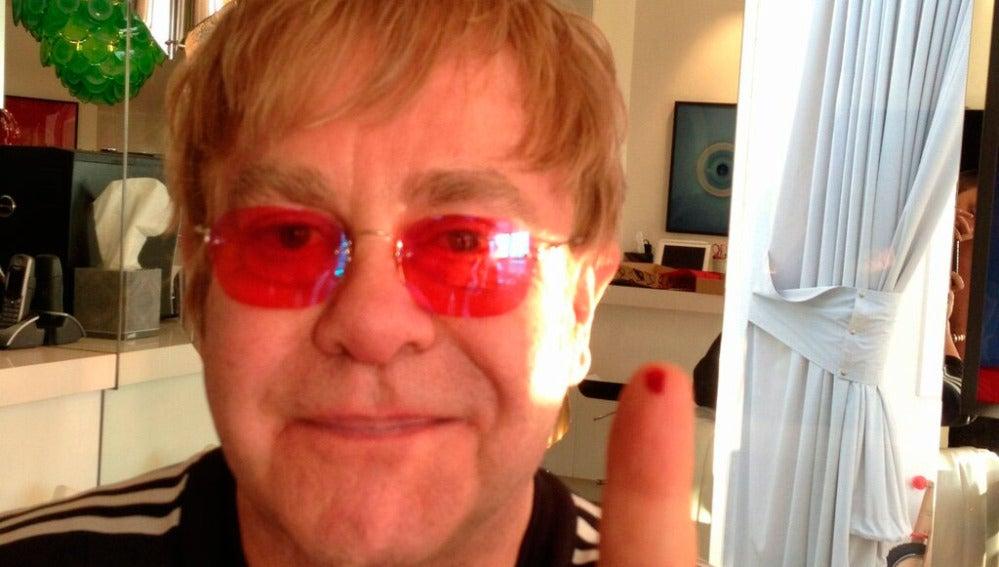Campaña contra el Sida de Elton John