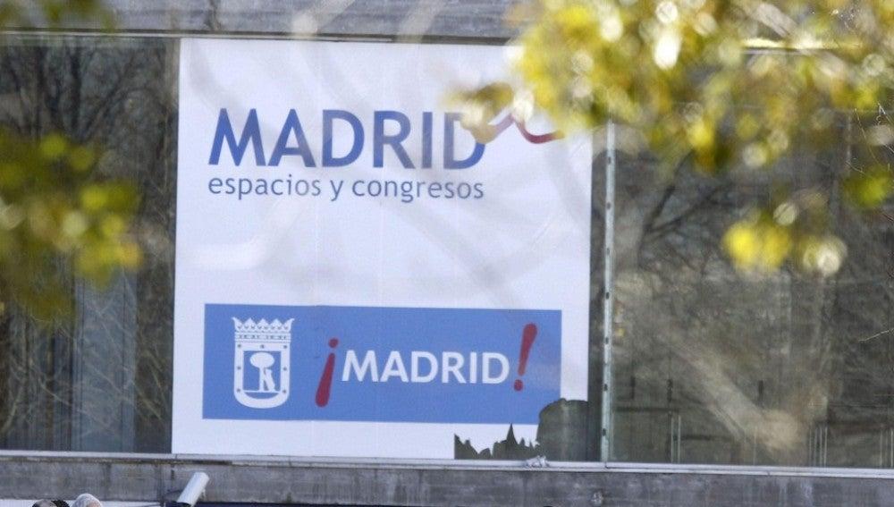 Madridec es la empresa municipal propietaria del pabellón Madrid Arena.