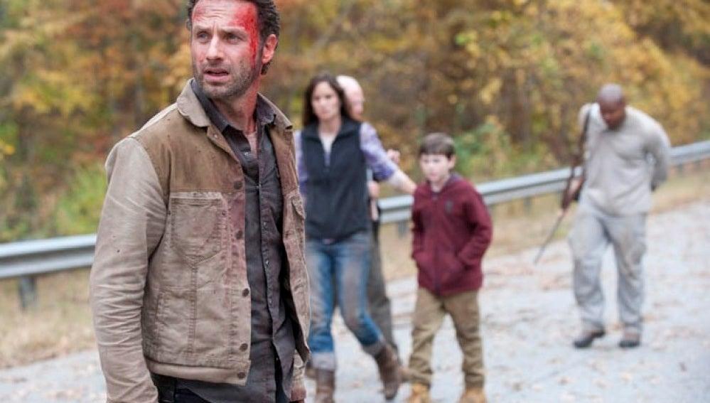 Últimos capítulos de The Walking Dead