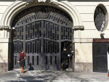Sede de la agencia de detectives Método 3 en Barcelona.