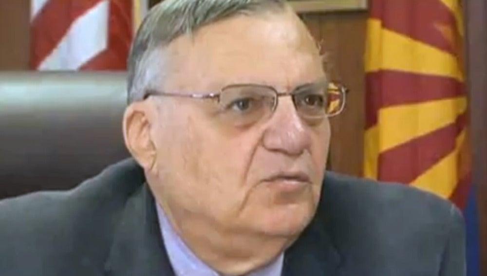Joe Arpaio, un sheriff muy mediático