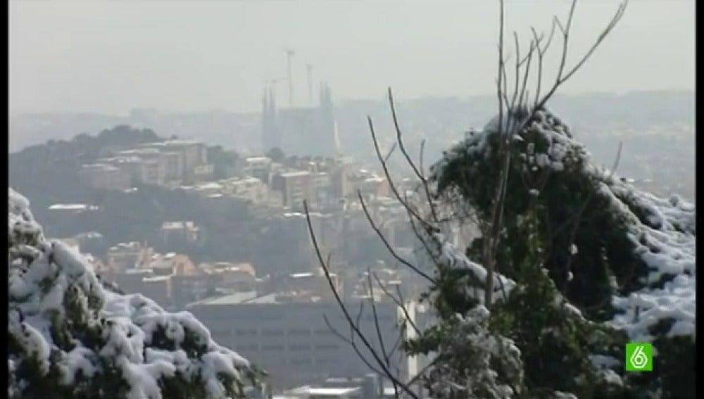 El mayor temporal de frio de este invierno afecta a 35 provincias
