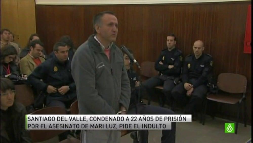 Santiago del Valle pide el indulto por la ausencia de pruebas científicas