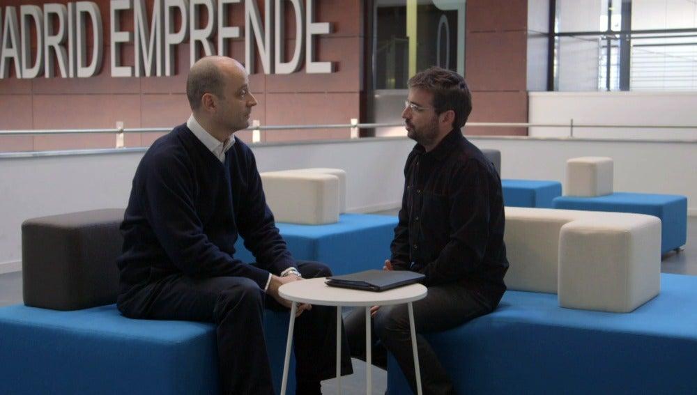 Alejandro Vesga, director Revista Emprendedores