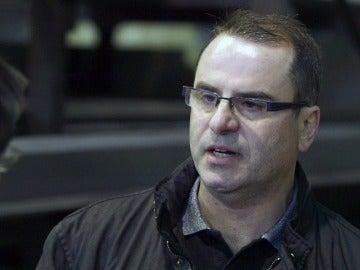 Ramón Muñoz, periodista de 'El País'